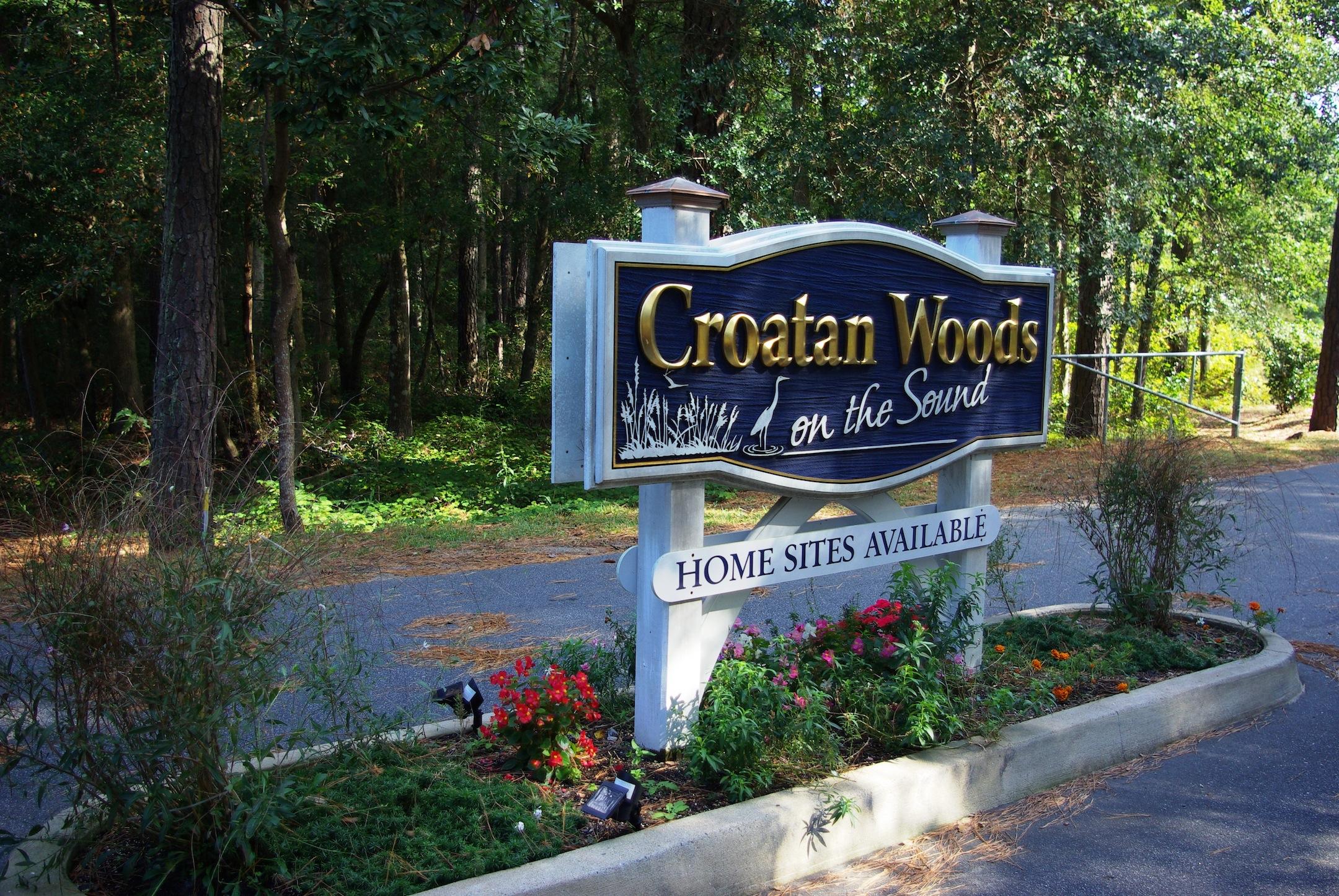 Croatan Wood, a new community in Manteo NC