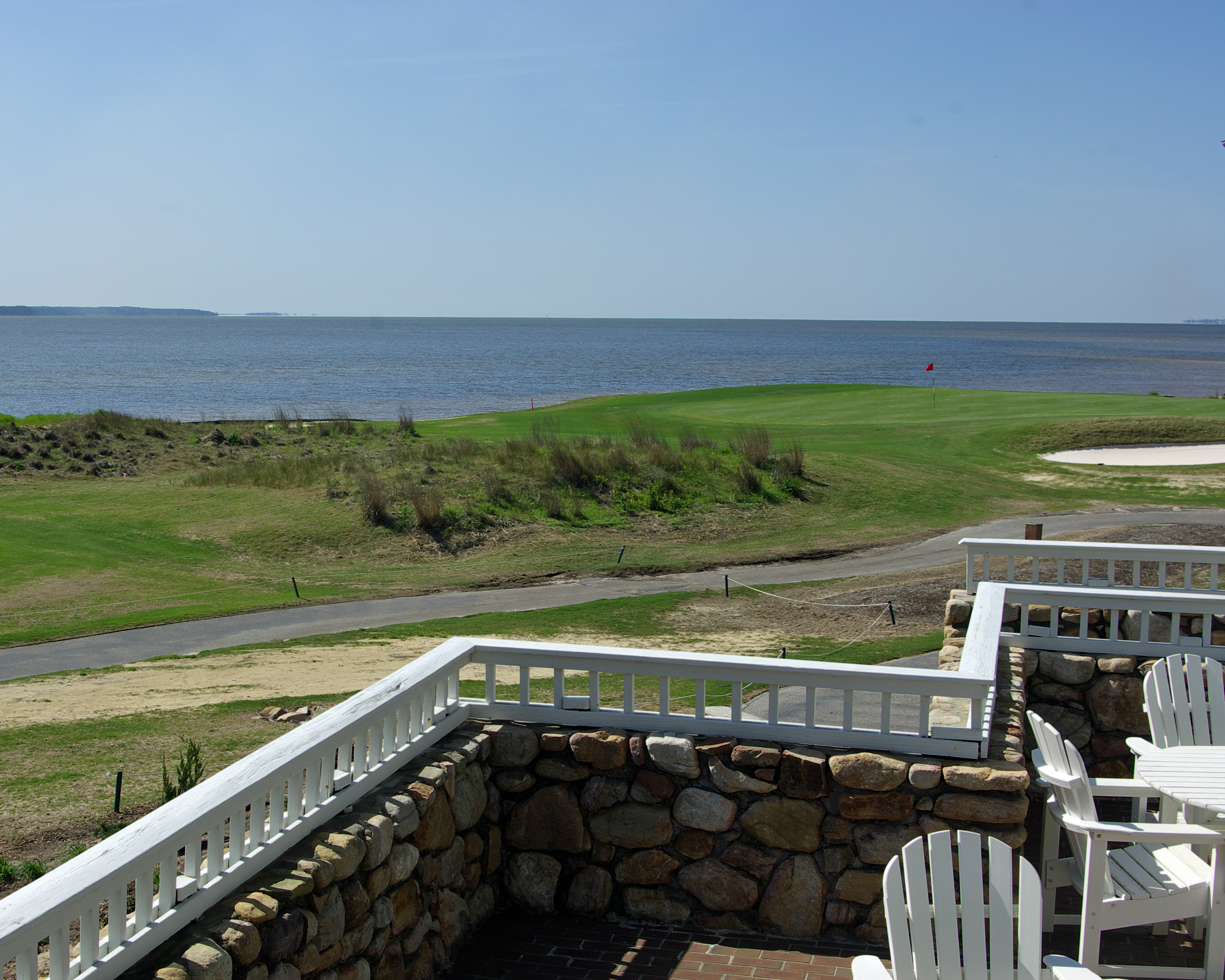 Nags Head Golf Links 9th Hole