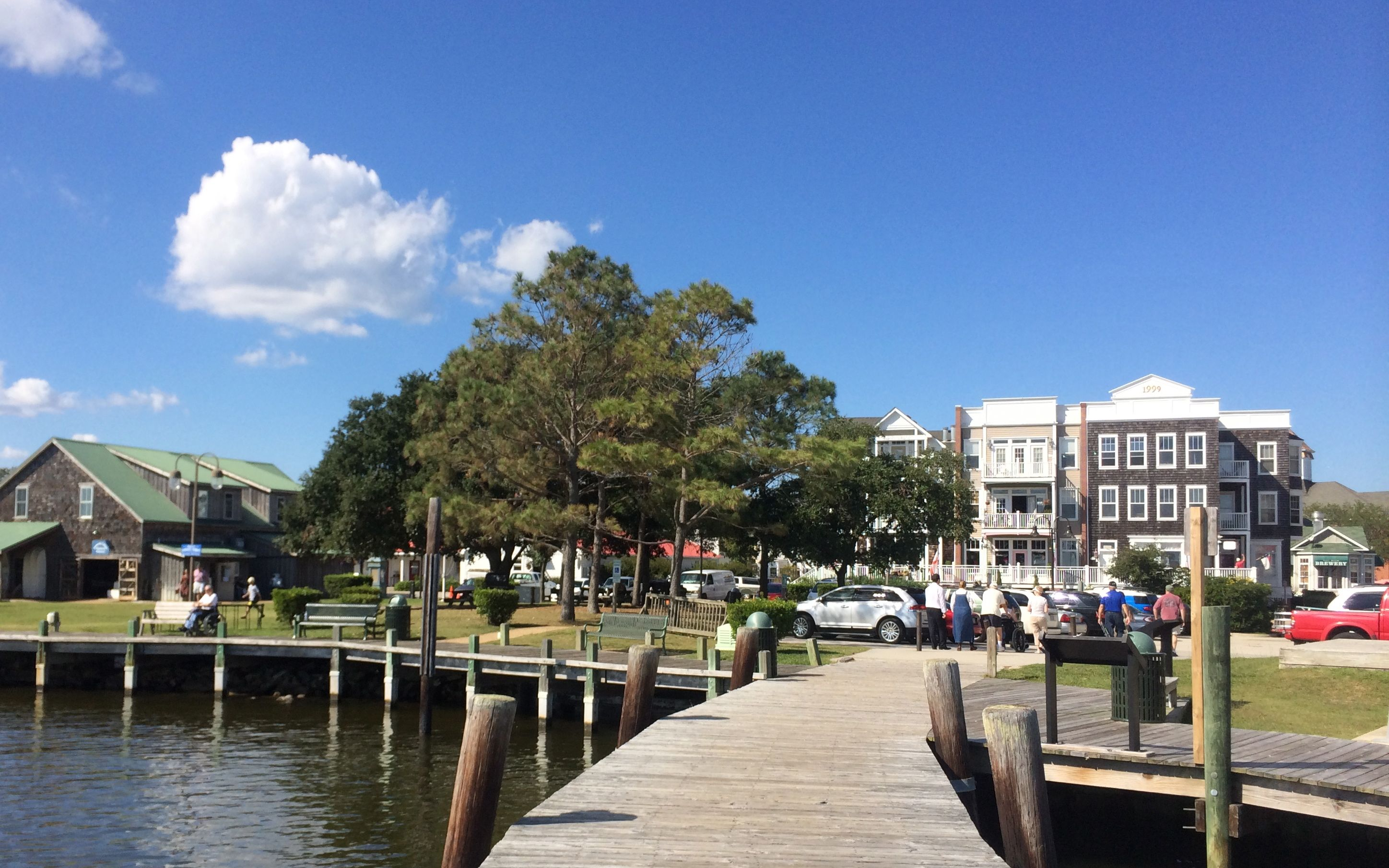 Historic Manteo