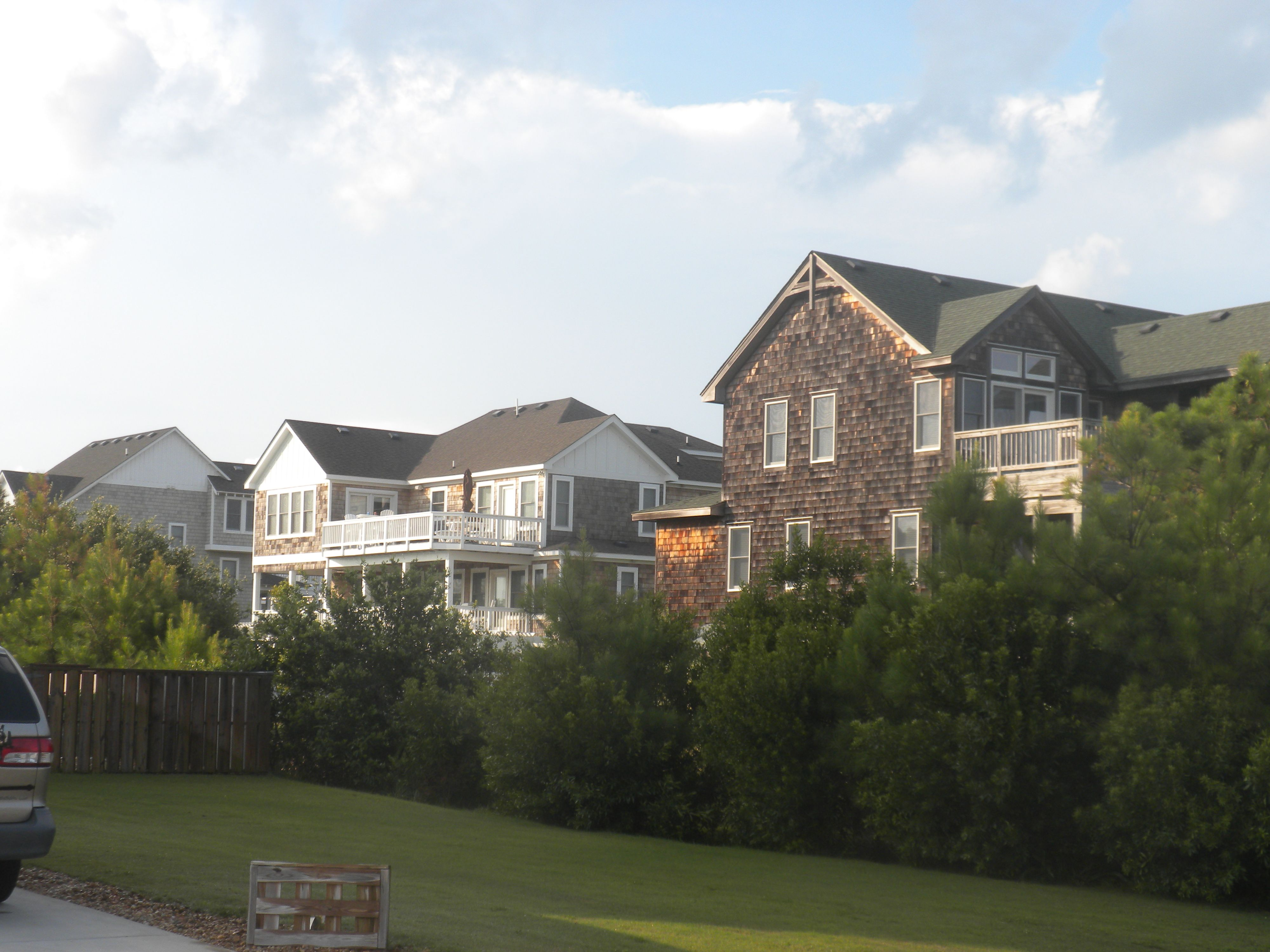Old Nags head Place real estate