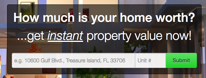 Seller Home Valuation