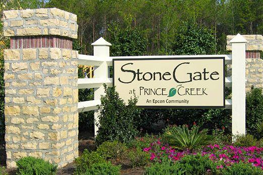 Stone Gate at Prince Creek