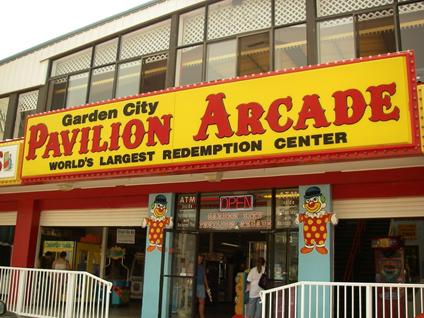 Arcade at Garden City