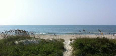 Ocean Isle Beach Home