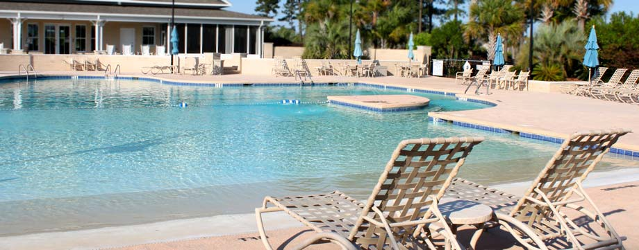 Waterford of the Carolinas Resort Style Pool