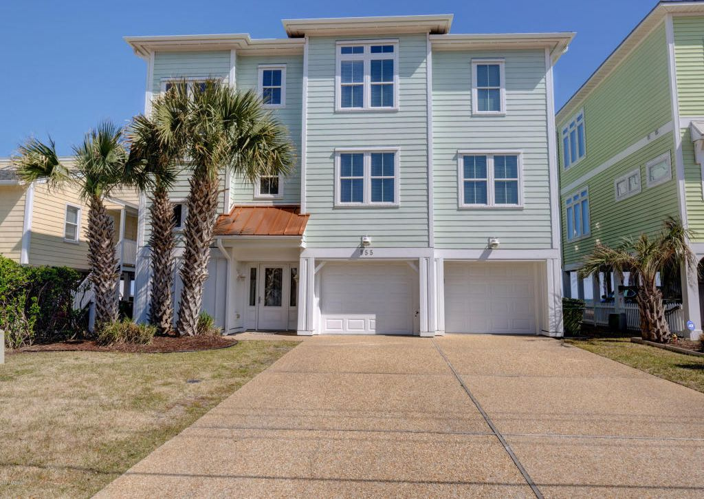 Kure Beach Home for Sale