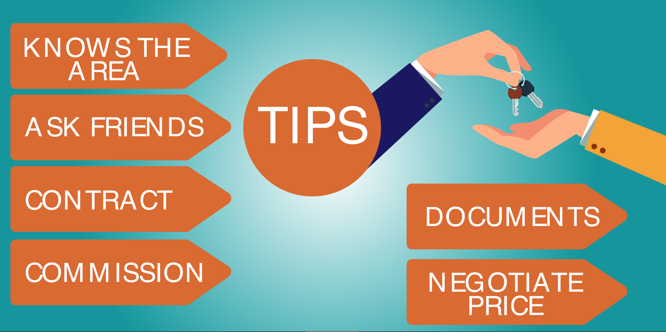 Real Estate Agent's Tips