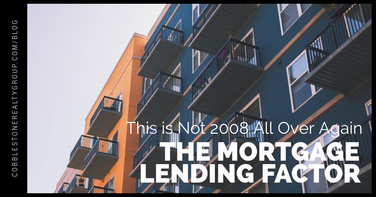 The Mortgage Lending Factor