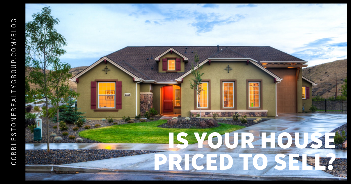 Is your house priced to sell