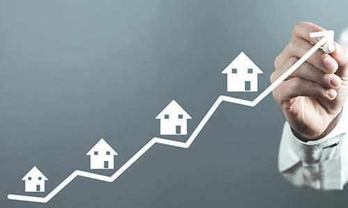 housing market graph