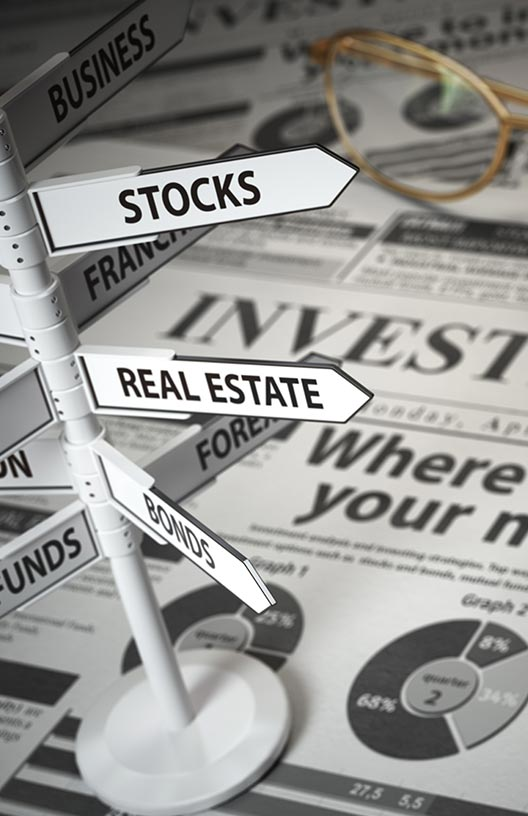 real estate investment assistance