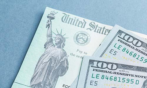 irs stimulus check