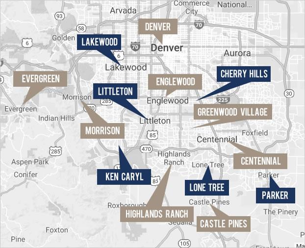 Explore Denver Real Estate