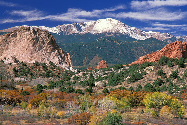 Colorado Springs Information and Real Estate For Sale