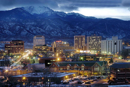 Central Downtown Colorado Springs Information and Homes for Sale