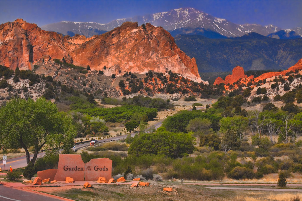 West Colorado Springs and Garden of the Gods Homes For Sale