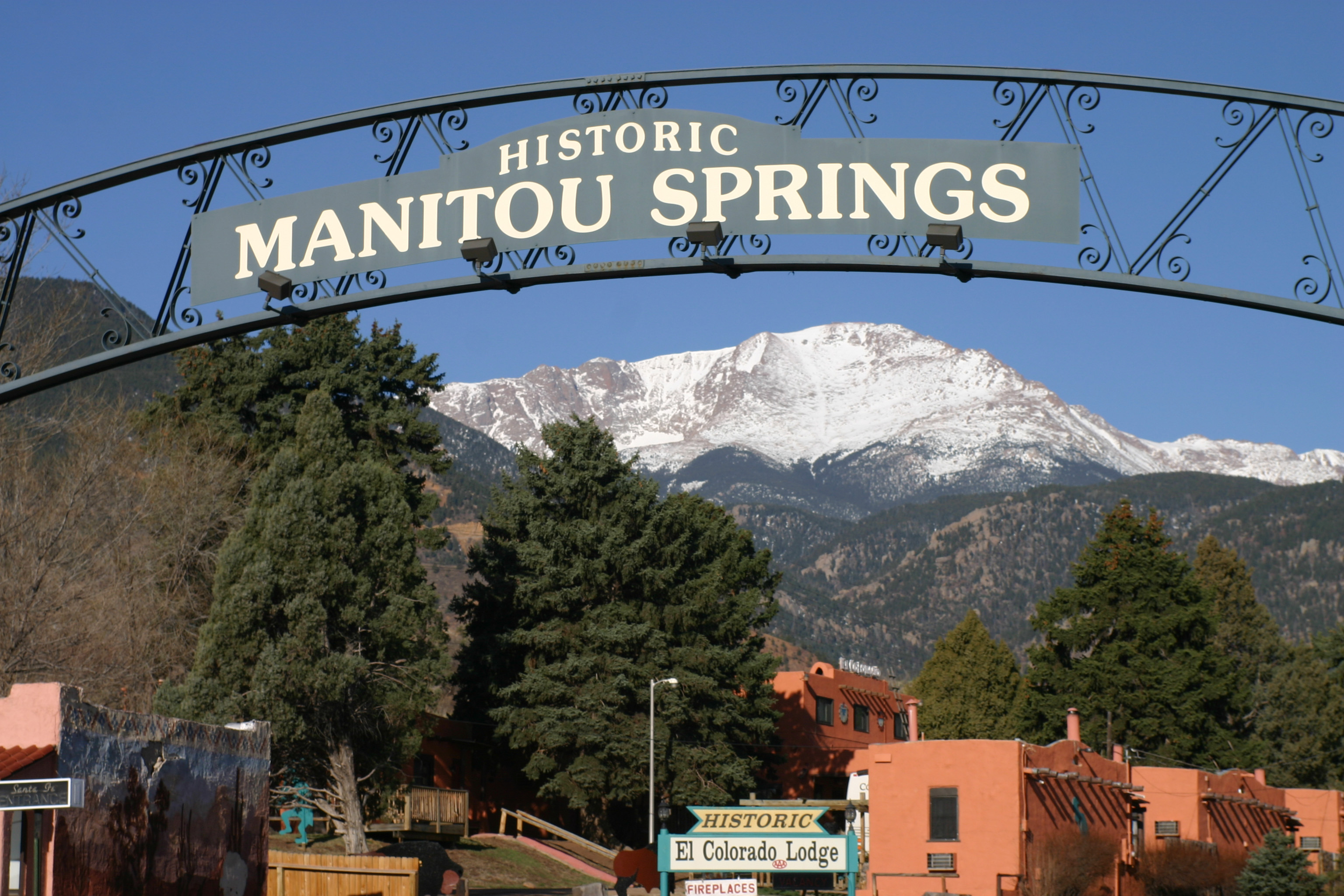 Image result for manitou springs