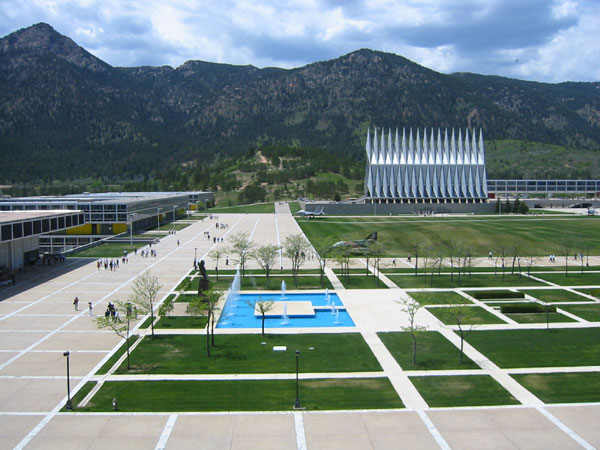 Homes for Sale near the United States Air Force Academy in Colorado Springs