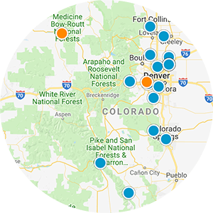 Resort Ski-In/Ski-Out Real Estate Map Search