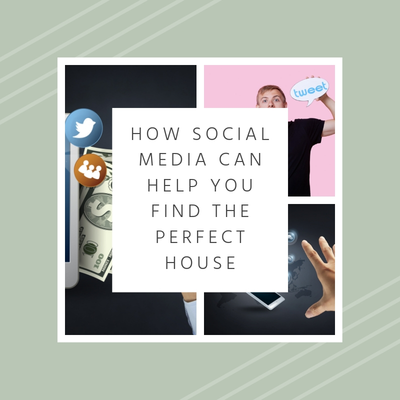How Social Media Can Help You Find the Perfect House