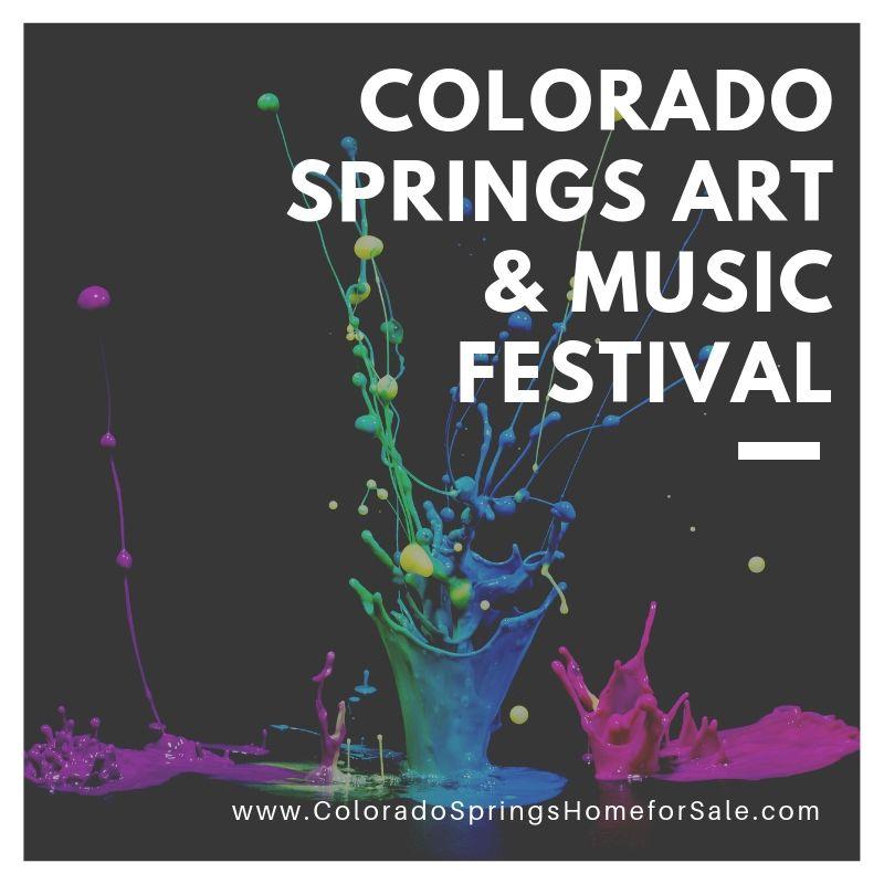 Colorado Springs Art & Music Festival