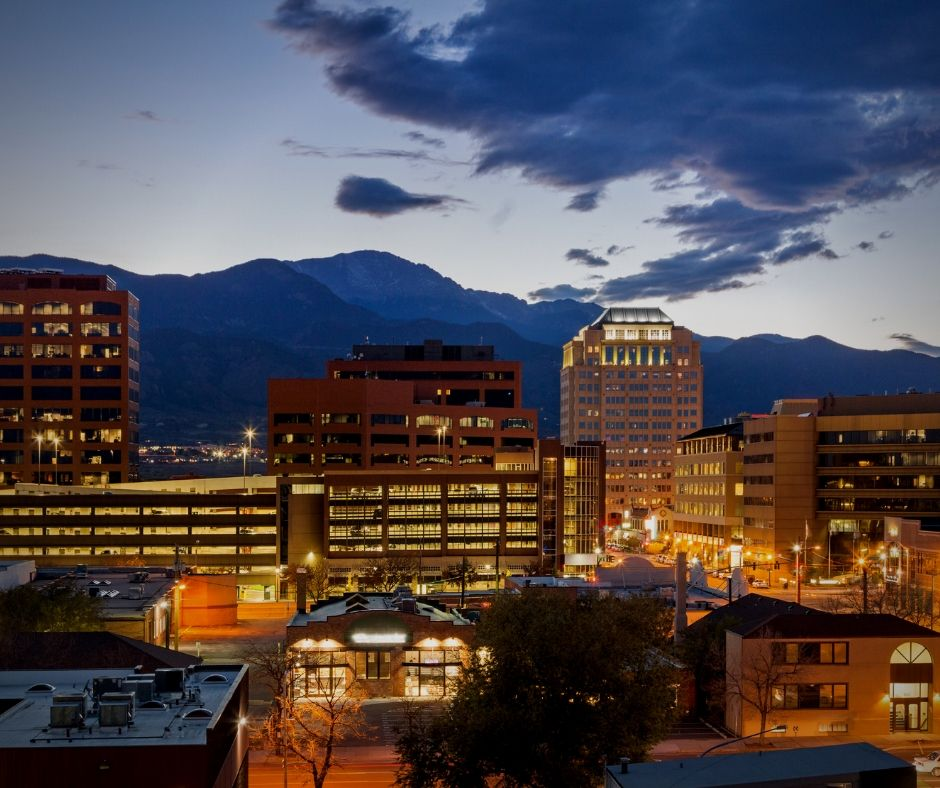 What to expect when moving to Colorado Springs