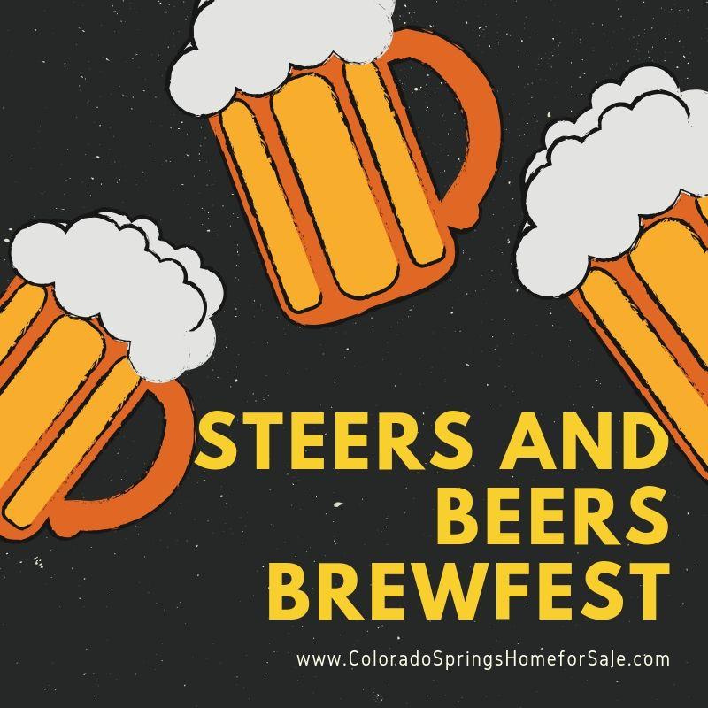 Steers and Beers Brewfest Coming to Colorado Springs