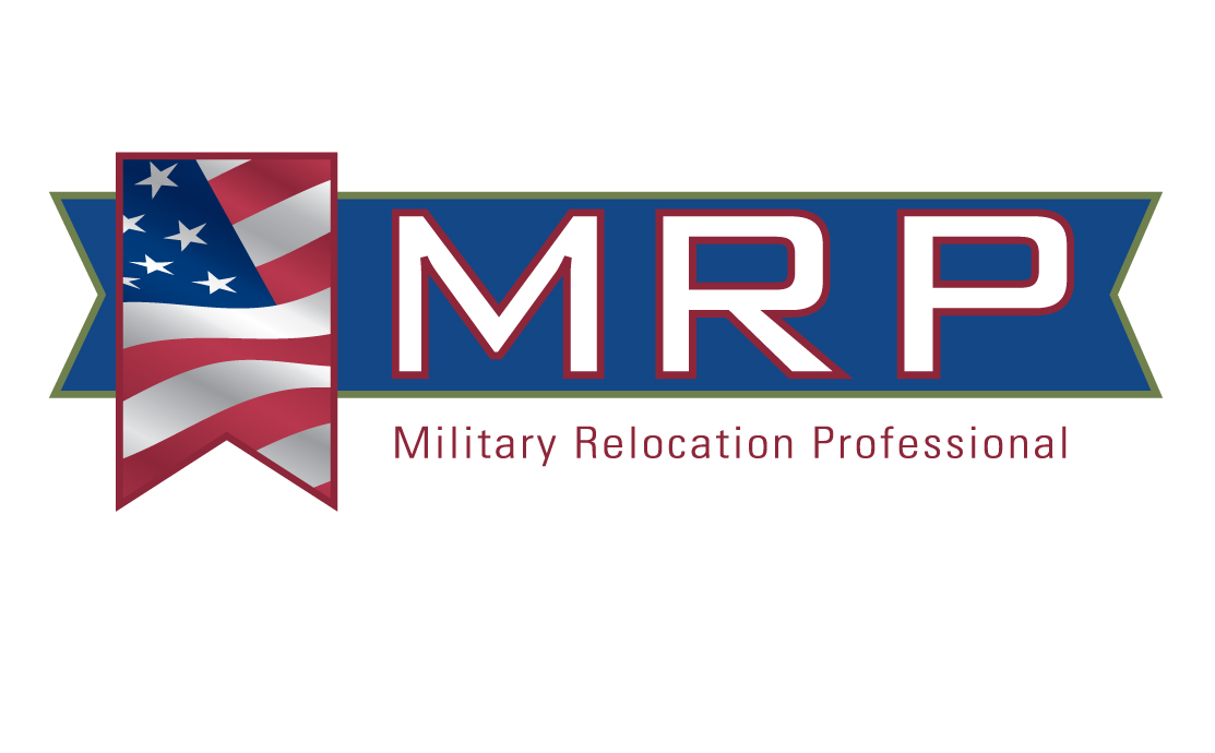 logo banner NAR's Military Relocation Professional Certification