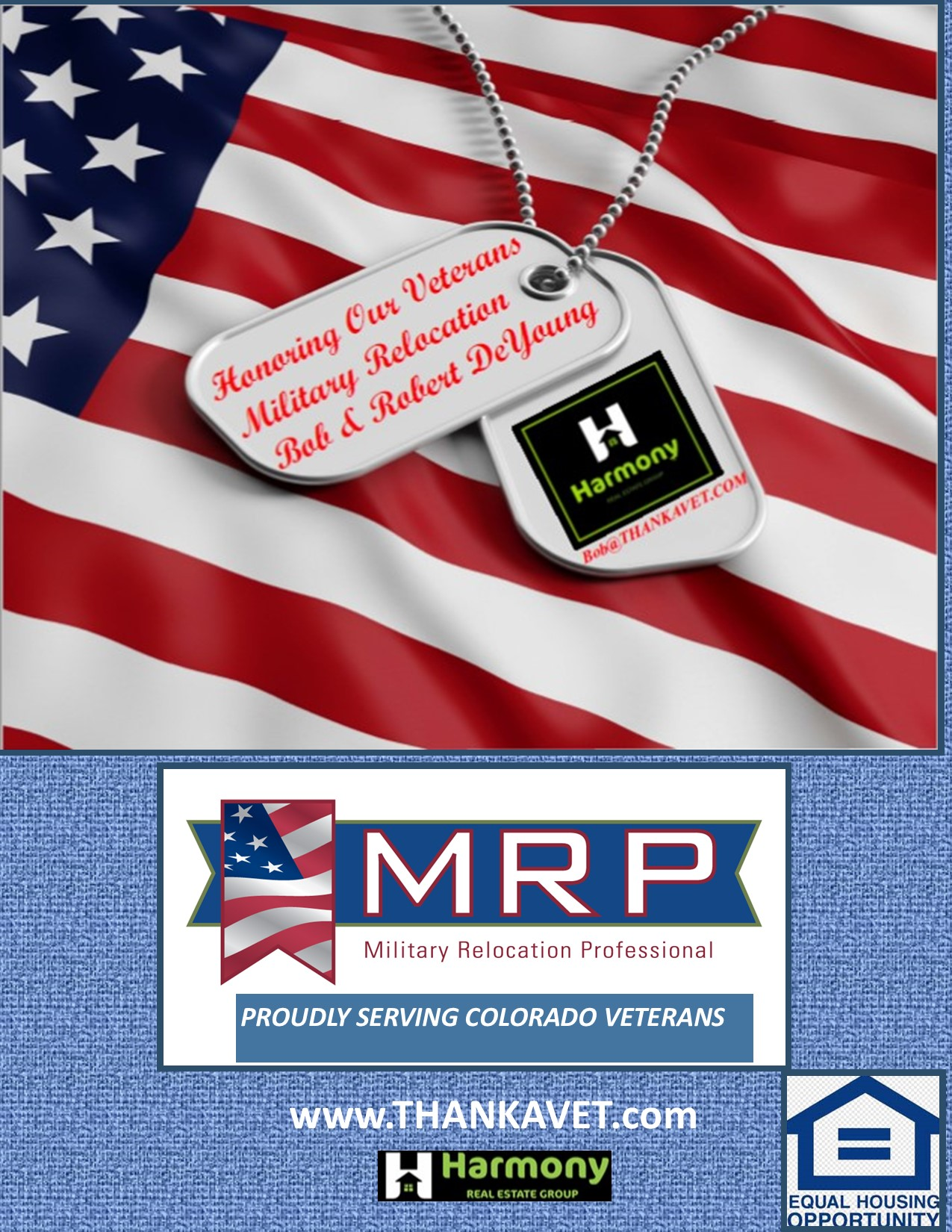 Military Relocation Certification for Colorado Springs