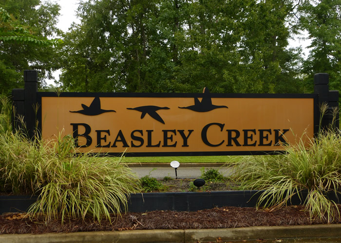 Explore Beasley Creek Homes For Sale