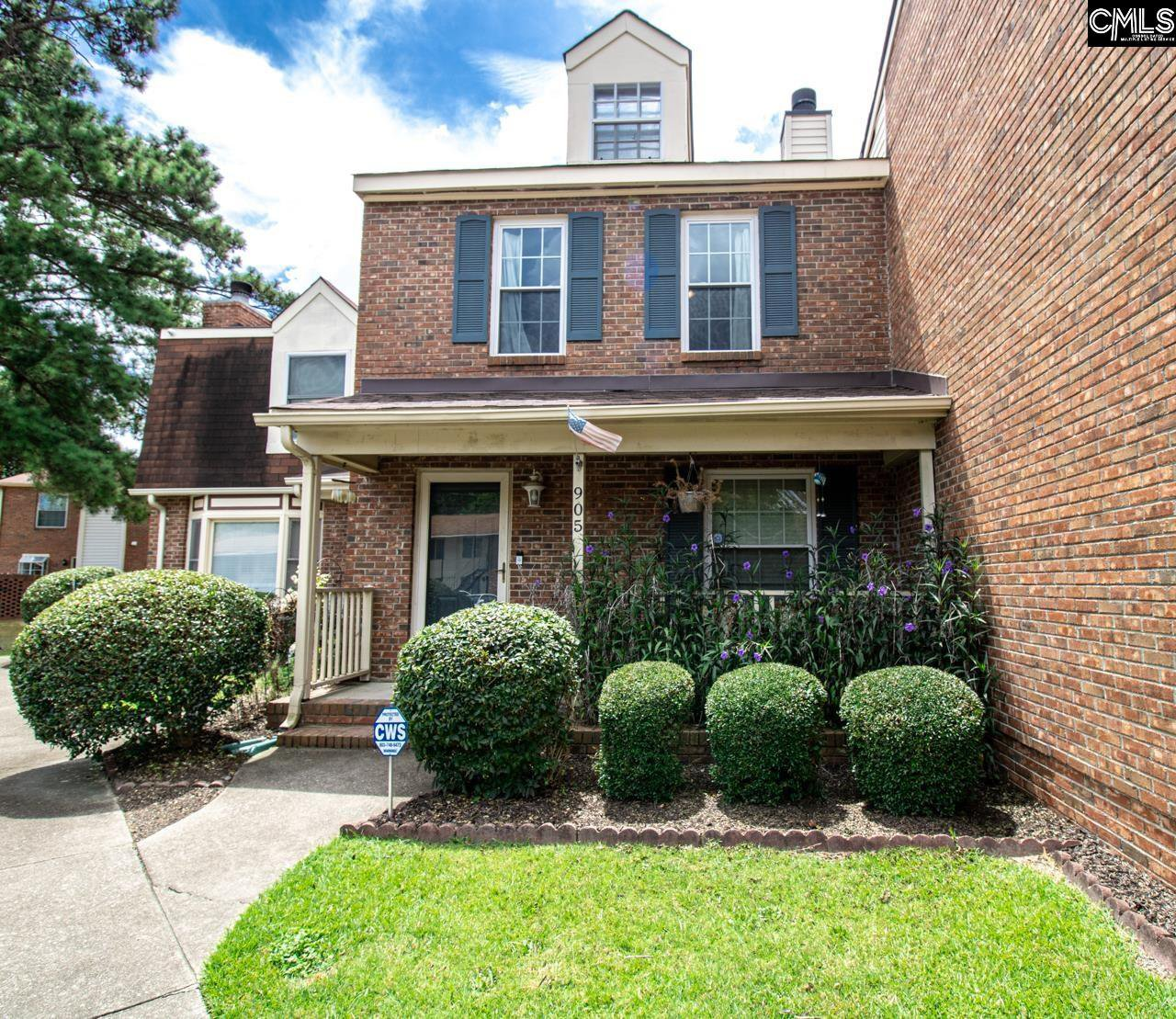 Columbia SC Townhome for Sale in Stafford Place