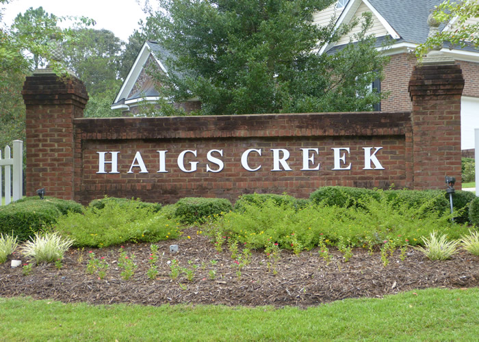 Explore Haigs Creek Homes For Sale