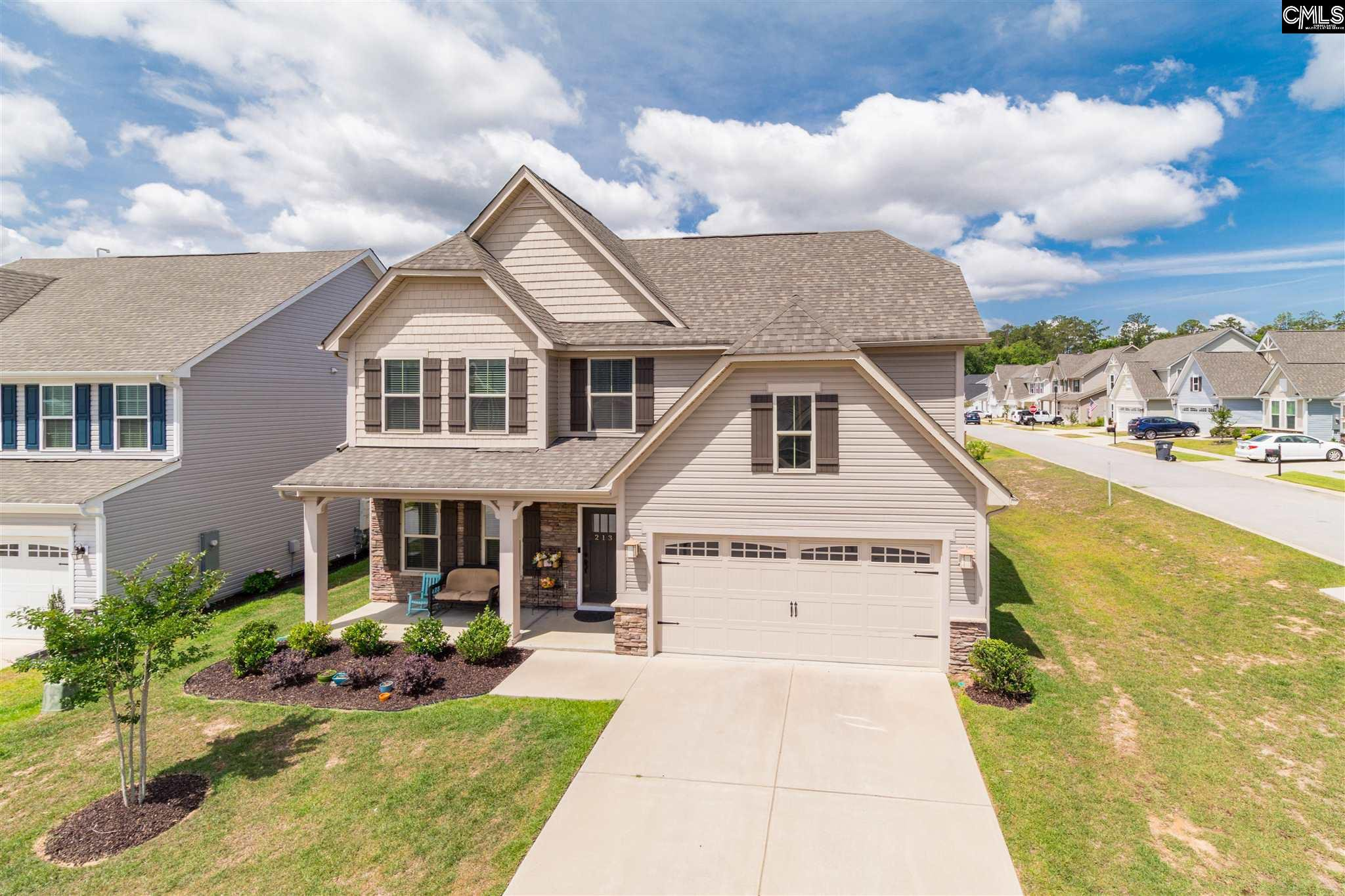 New Homes for Sale in Columbia SC