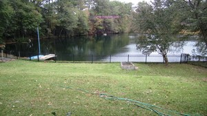 Dock on Pond in Columbia SC