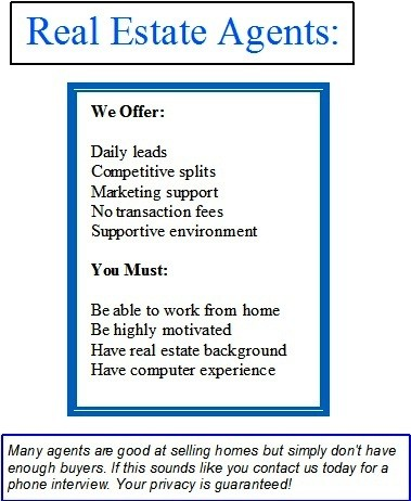 Real Estate Jobs