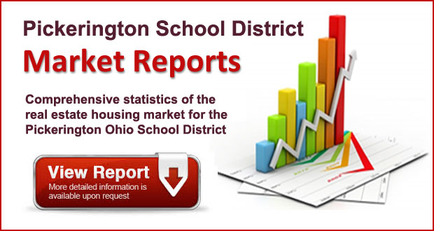 Pickerington Ohio Local School District Real Estate Market Report