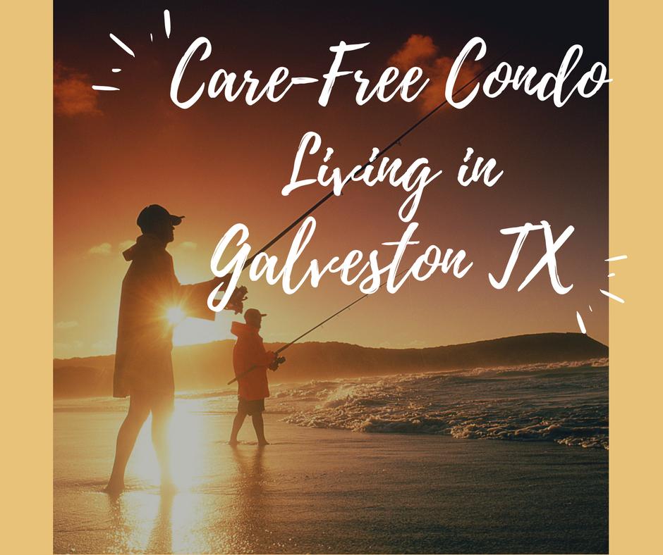 Galveston TX condos