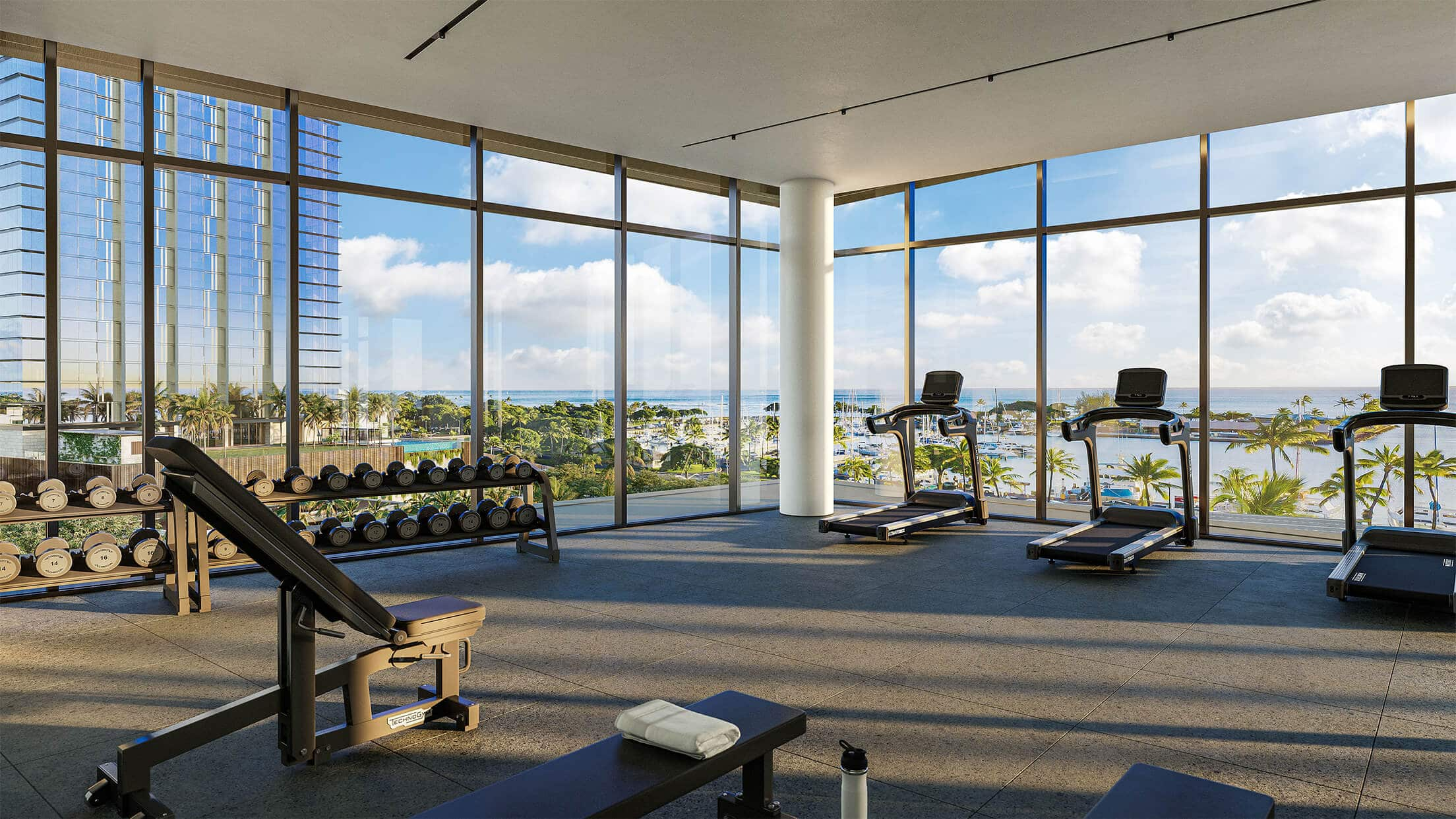 The Park on Ward Fitness Center