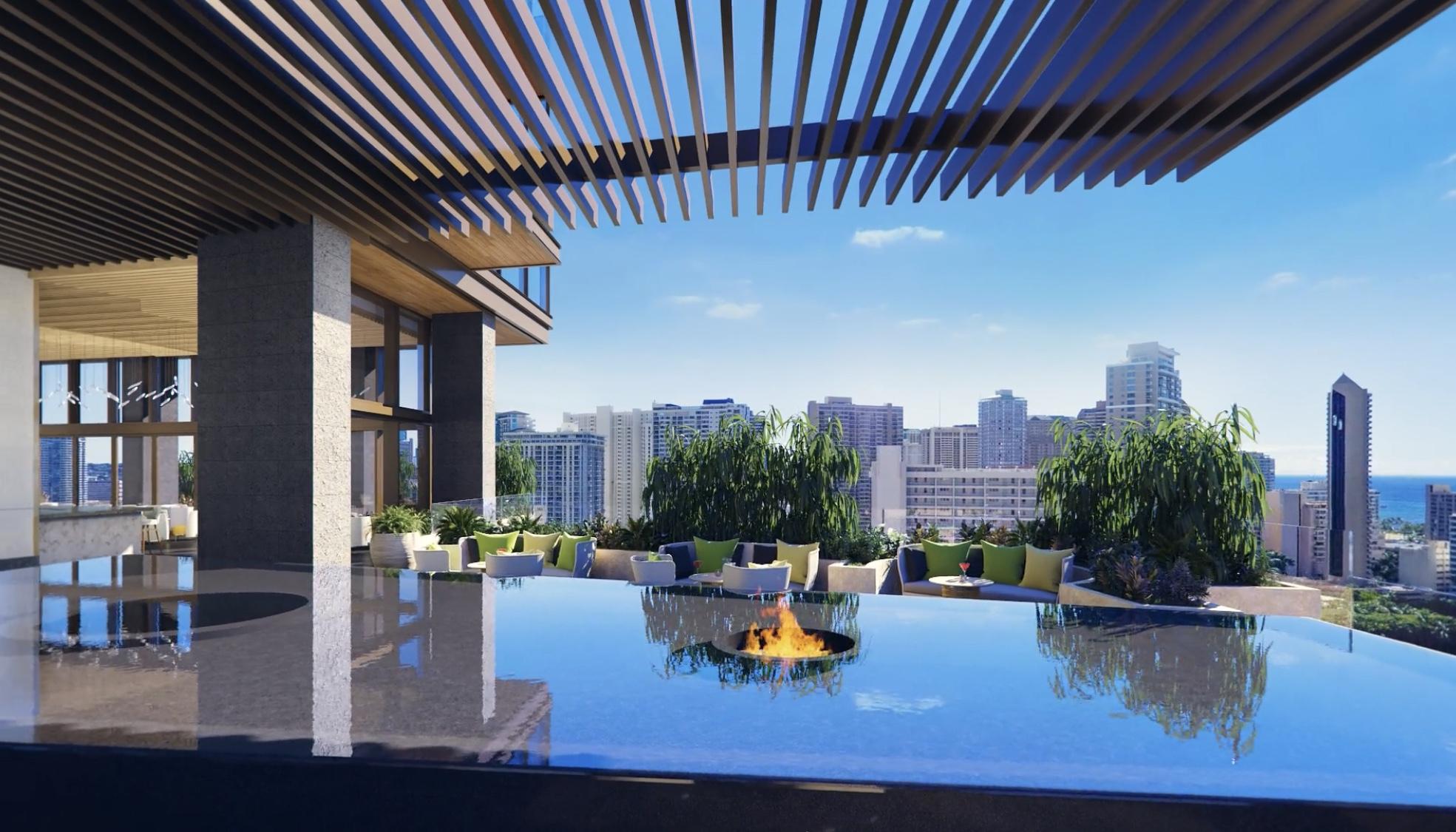 Mandarin Oriental Residence Honolulu