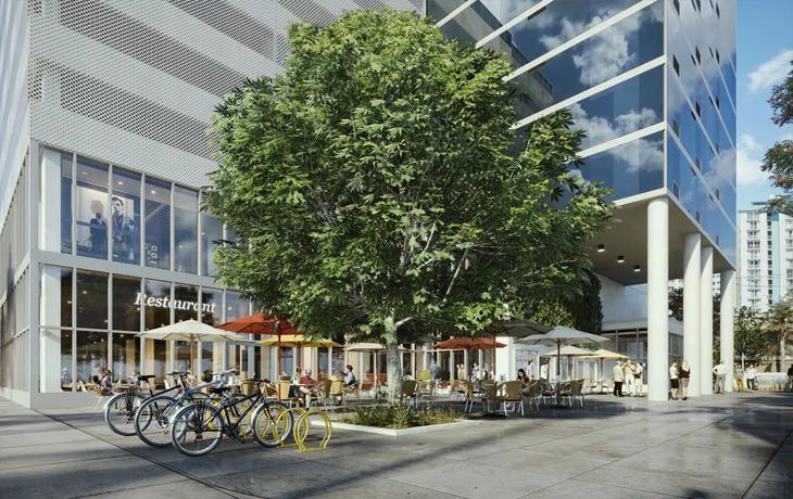 Azure Ala Moana Retail Space