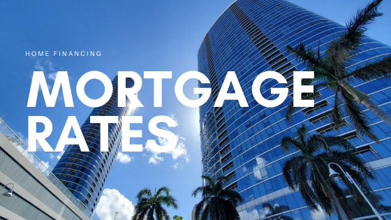 Home Financing Low Mortgage Rates