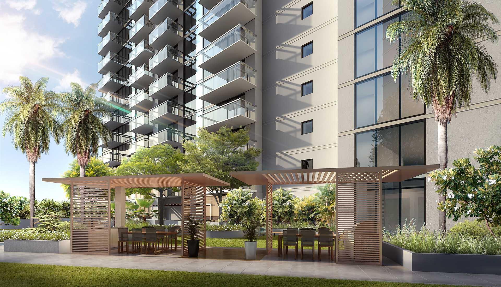 Residential Deck Sky Ala Moana