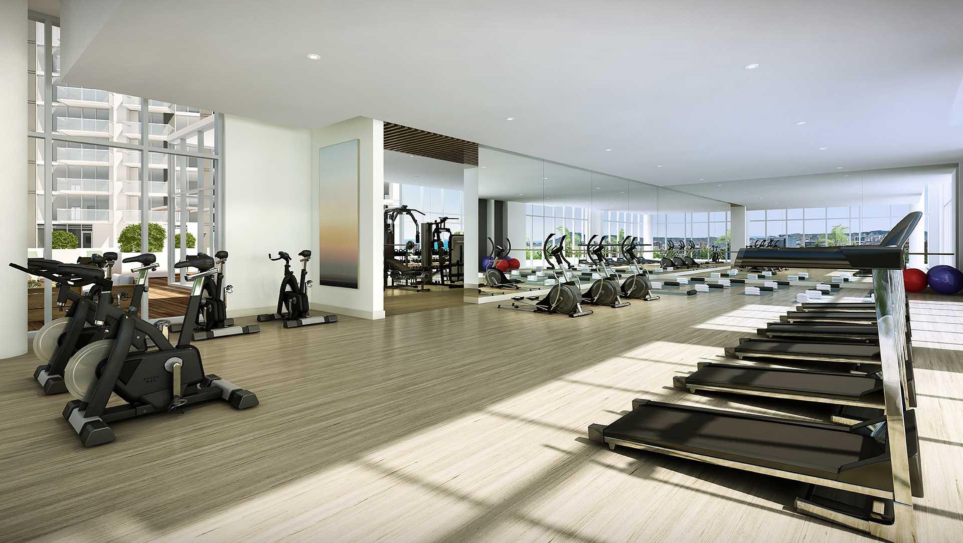 Gym Sky Ala Moana