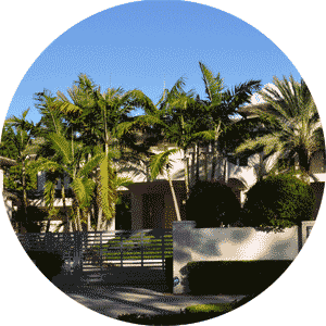 Coconut Grove Waterfront Homes for Sale
