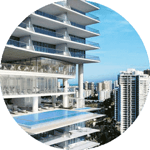 Trump Tower Three Sunny Isles Condos for Sale