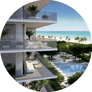 Mansions at Acqualina Sunny Isles Beach rentals