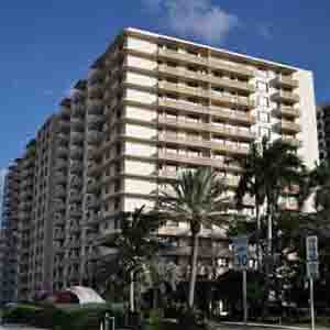 Plaza of Bal Harbour Condo