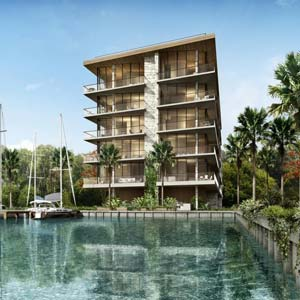 The Fairchild Condo Coconut Grove