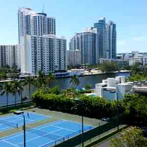 Leslie Towers Condo Hallandale Beach