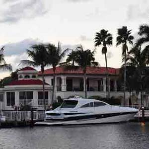Harbor Islands Homes Hollywood Beach